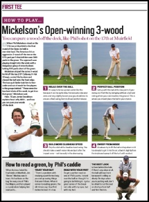 Mail: jamie@aimpointgolf.co.uk?subject=Article request - Mickelson's Open-Winning 3 Wood&body=Dear Jamie, 